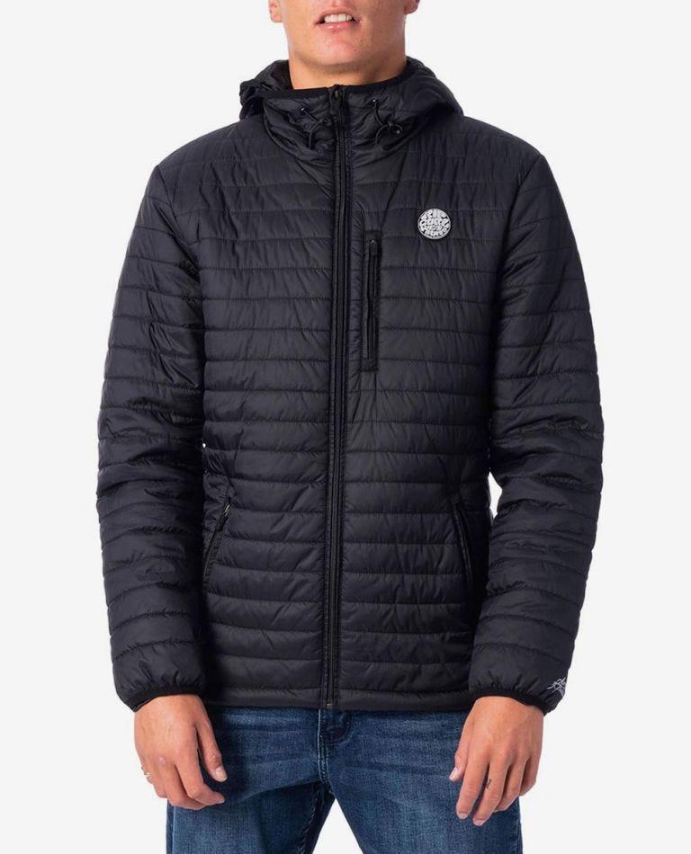 Melting Anti-Series Jacket in Black