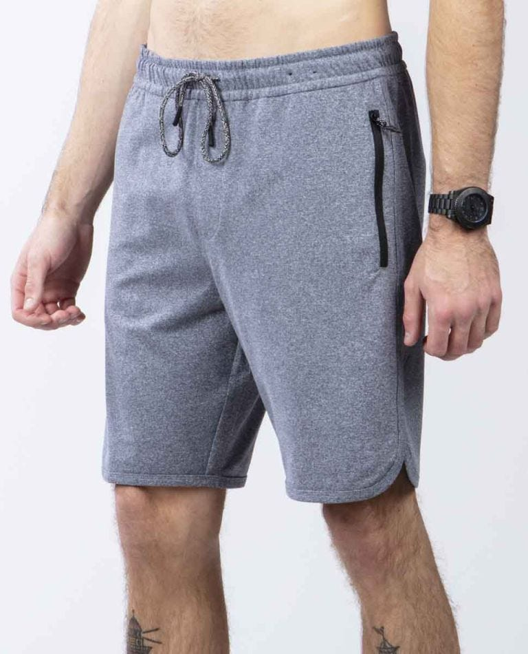 Fusion Vapor Cool Shorts in Navy