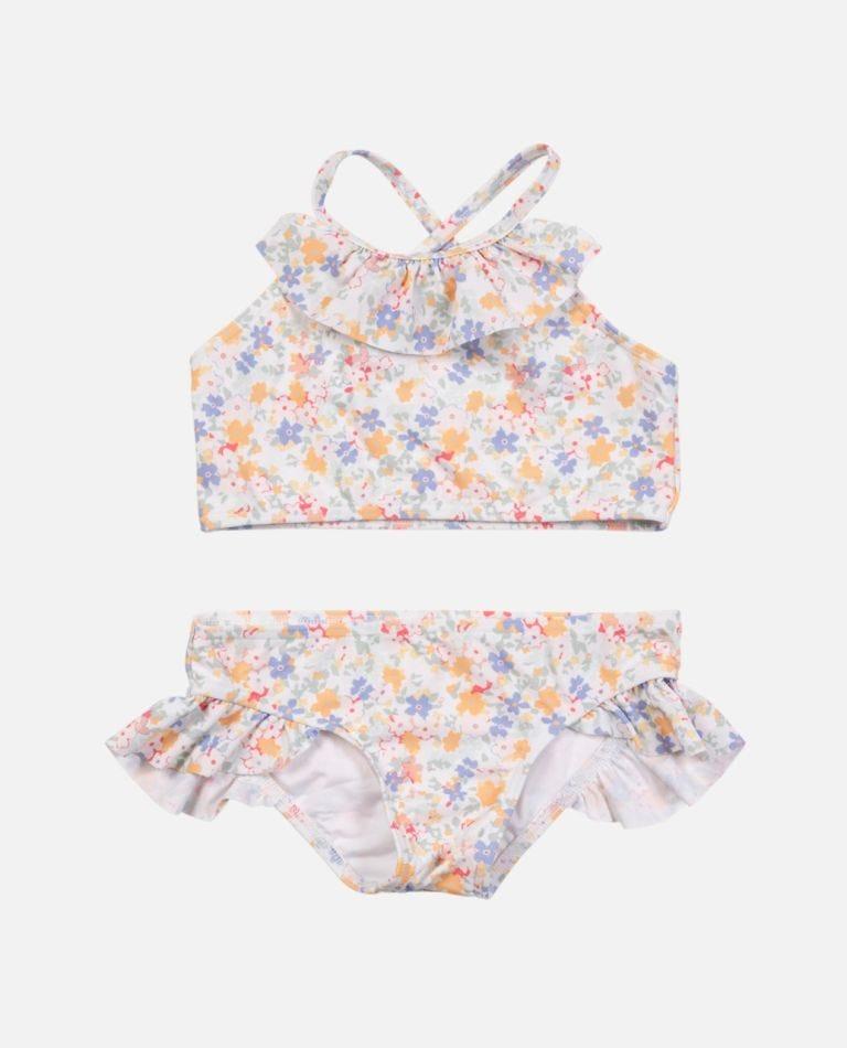 Golden Bikini - Girls (0 - 7 years) in Multico