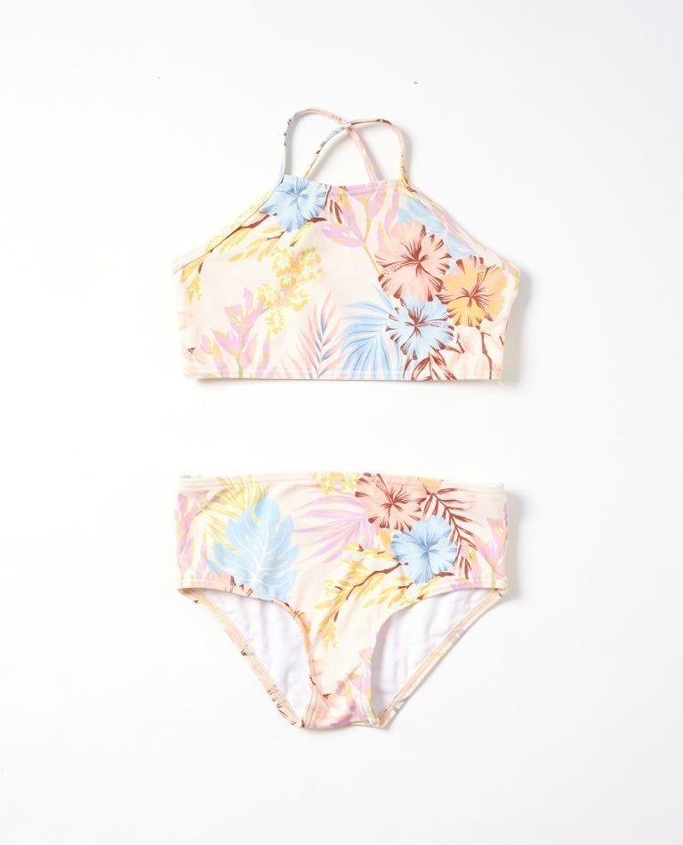 Aloha Surf Bikini Girls (0-7 years) in Light Pink