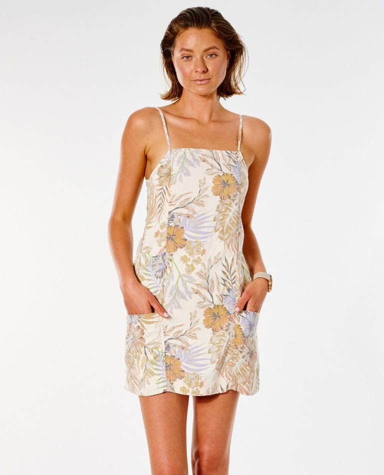 Paradise Calling Dress in Light Pink