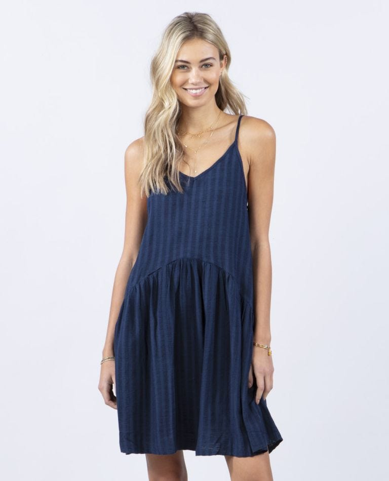 Siesta Cover Up in Blue