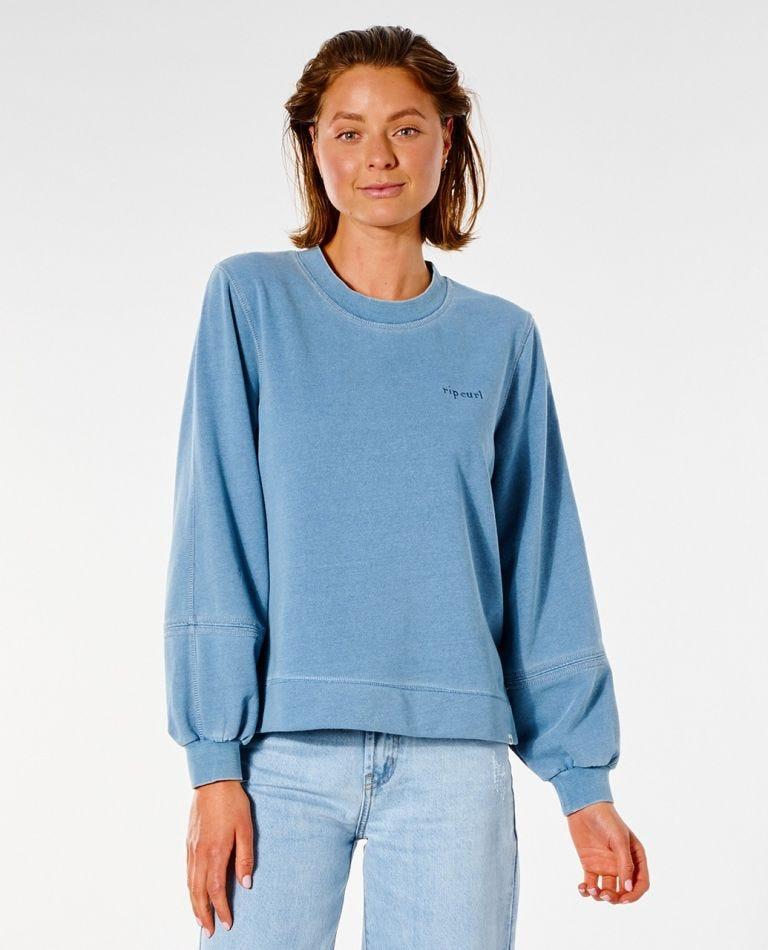 Drifter Dress in Blue