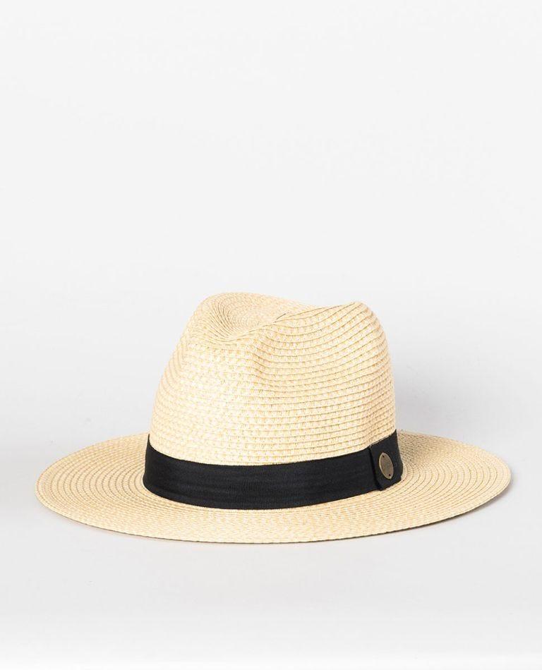 Dakota Panama Hat in Natural