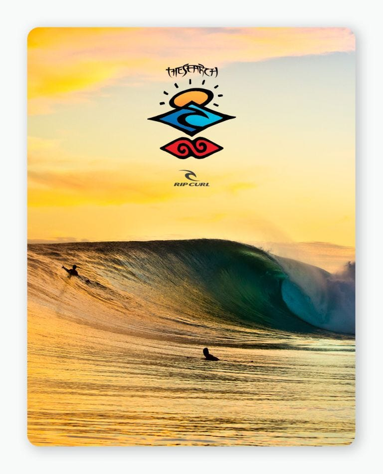 Sunset Search Gift Card