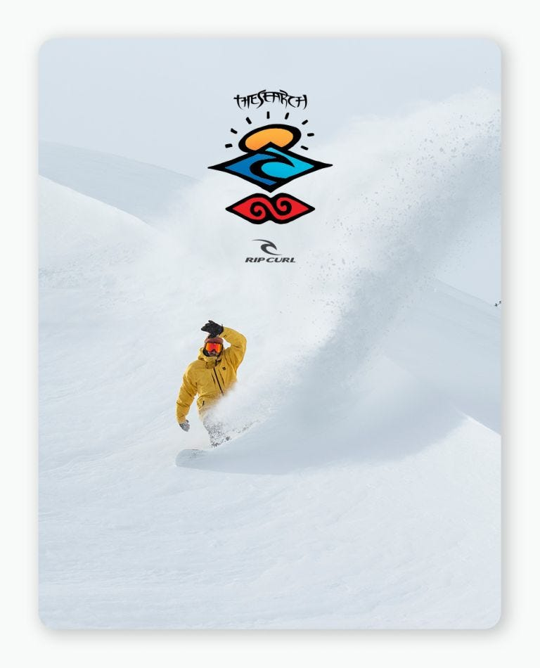 Snow Search Gift Card