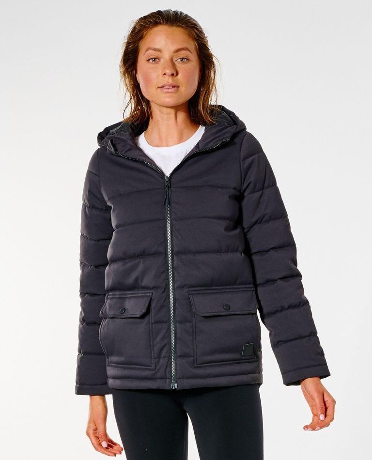 Ridge Anti-Series Jacket in Black