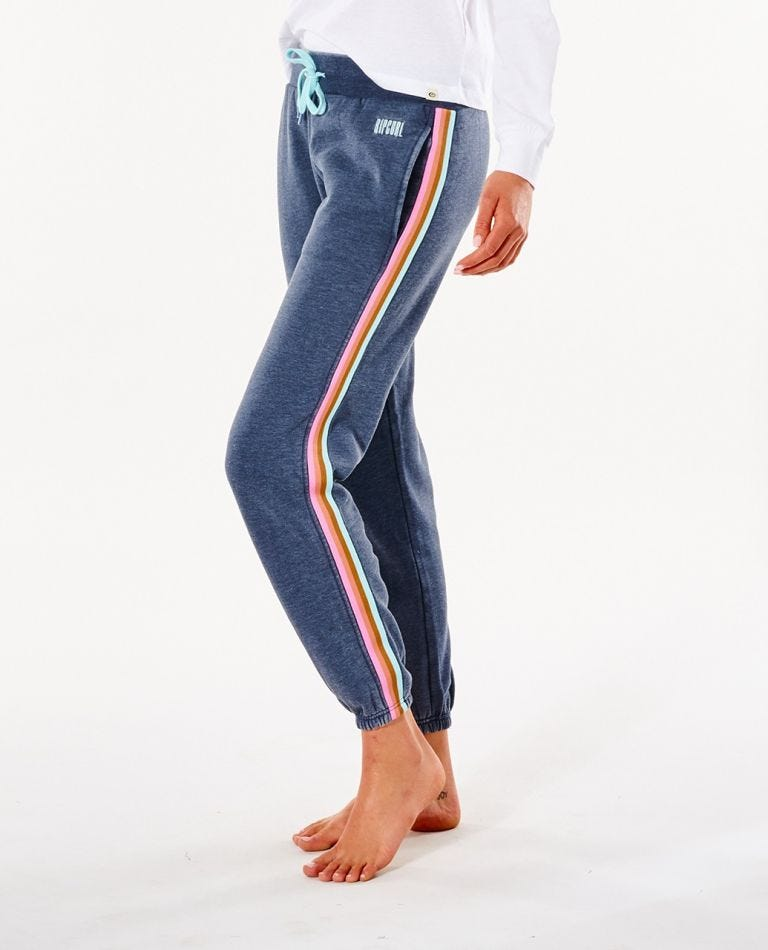 Revival Trackpant in Navy
