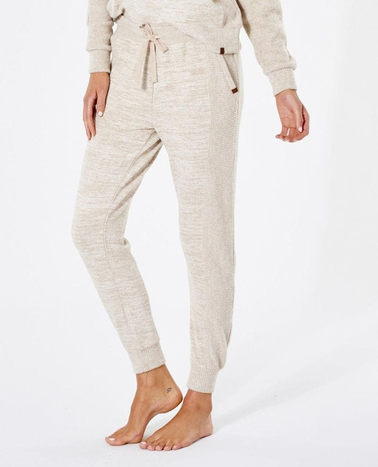 Cosy II Trackpant in Beige