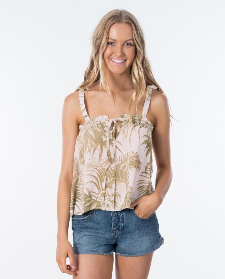 PARADISE COVE CAMI in Lilac