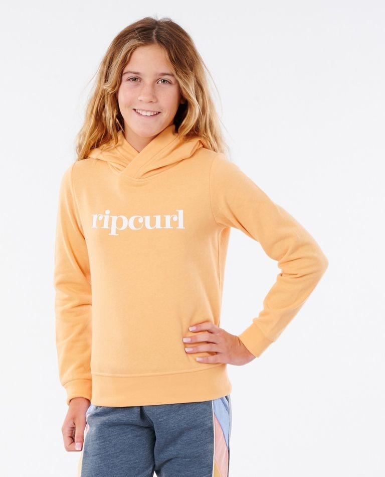 Golden State Hood - Girls (8 - 16 years) in Orange