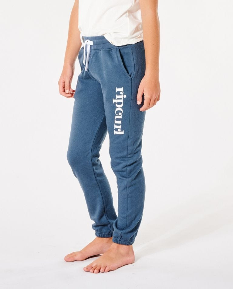 State Trackpant - Girls (8 - 16 years) in Navy