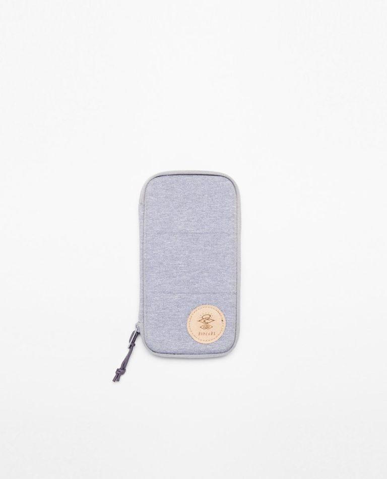 Searchers RFID Travel Wallet in Indigo