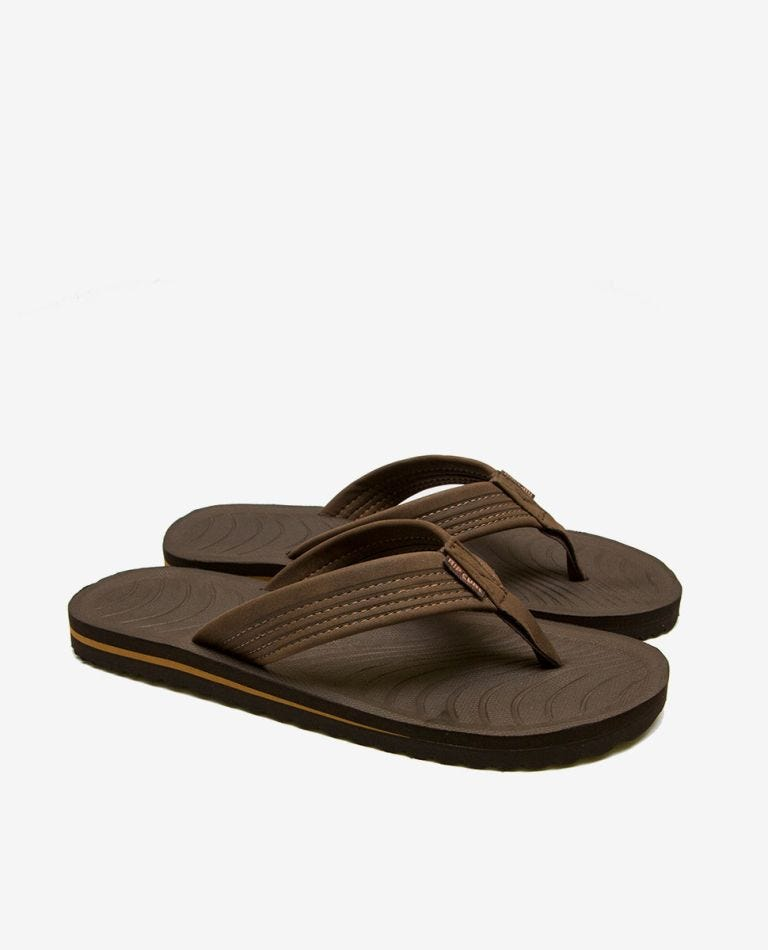 Dbah Sandals in Chocolate
