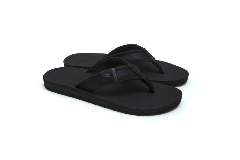 P-Low 2 Thongs in Black/Grey