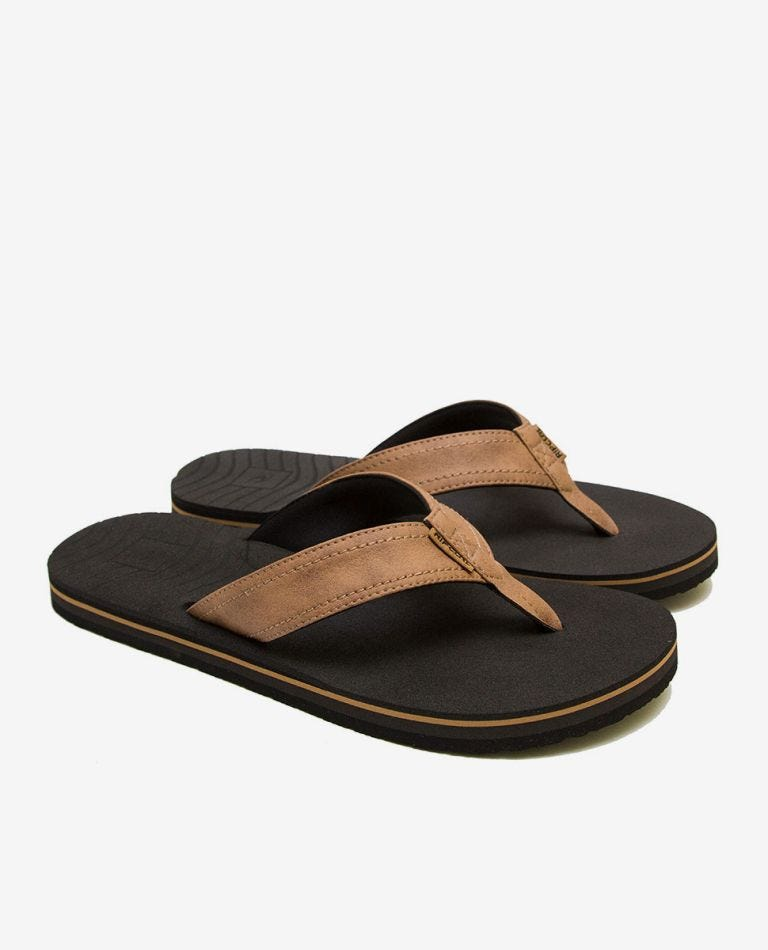 P-Low Sandals in Brown