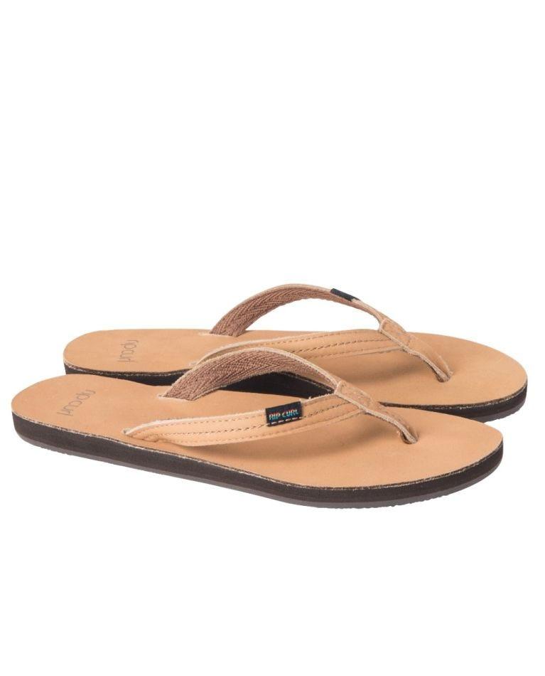 Riviera Sandals in Tan