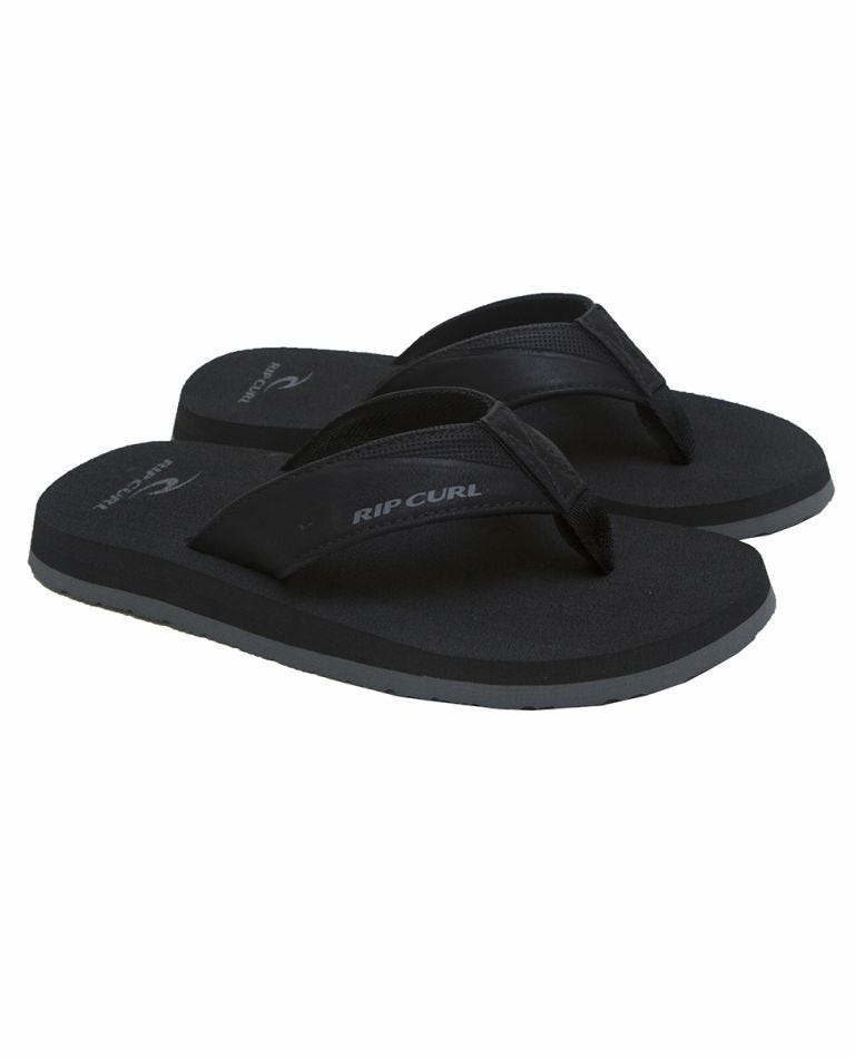 Corpo Kids Sandals in Black