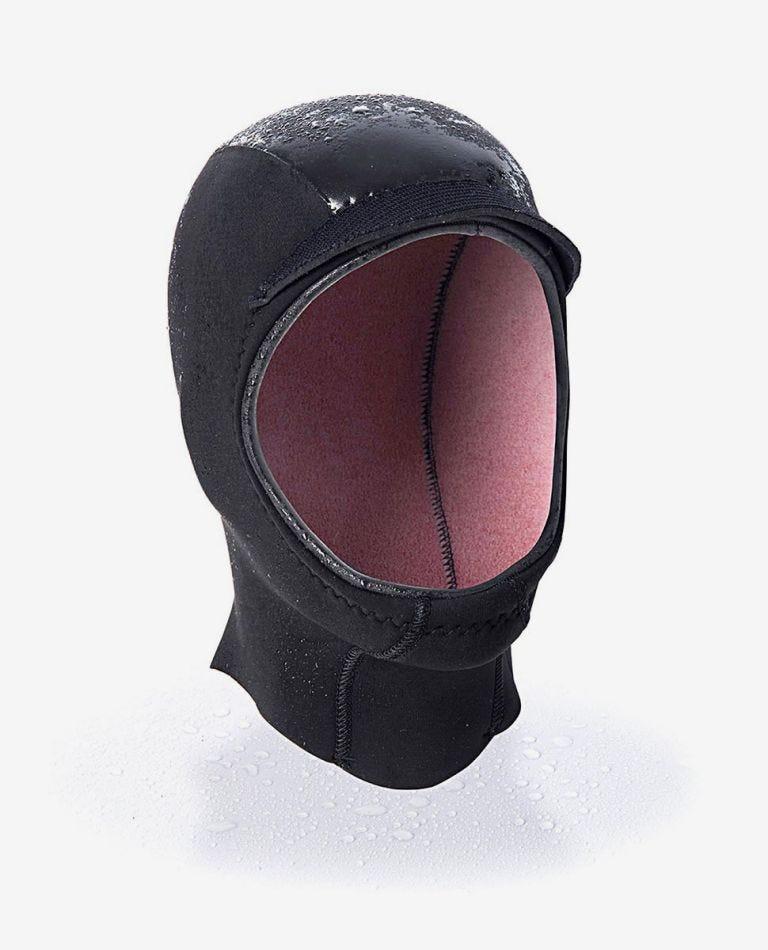 Flashbomb 2mm Neoprene Hood in Black
