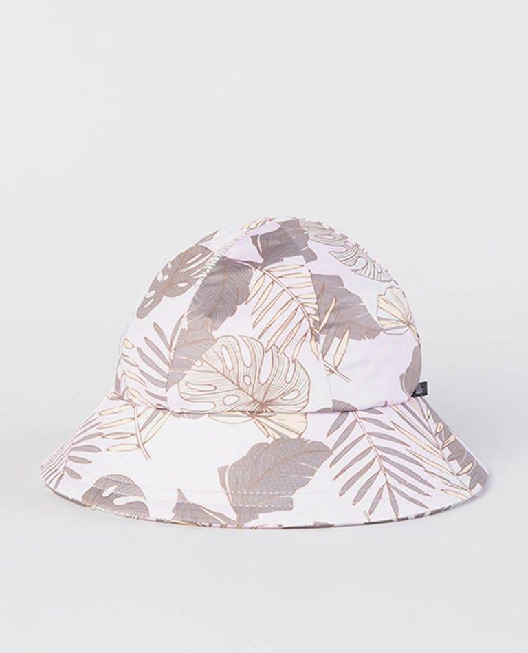Mini Palm Cove Swim Hat in Lilac