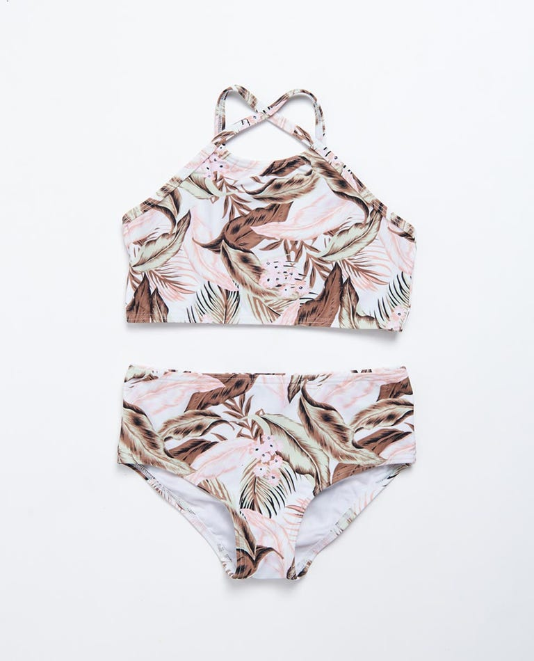 Surf Trip Bikini - Girls (0 - 7 years) in White
