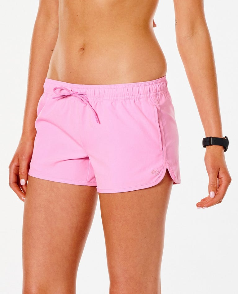 Classic Surf Eco 3 Boardshort in Pink