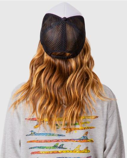 Gfk Oasis Trucker Hat in Black