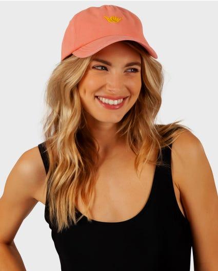 Shaka Hat in Clay