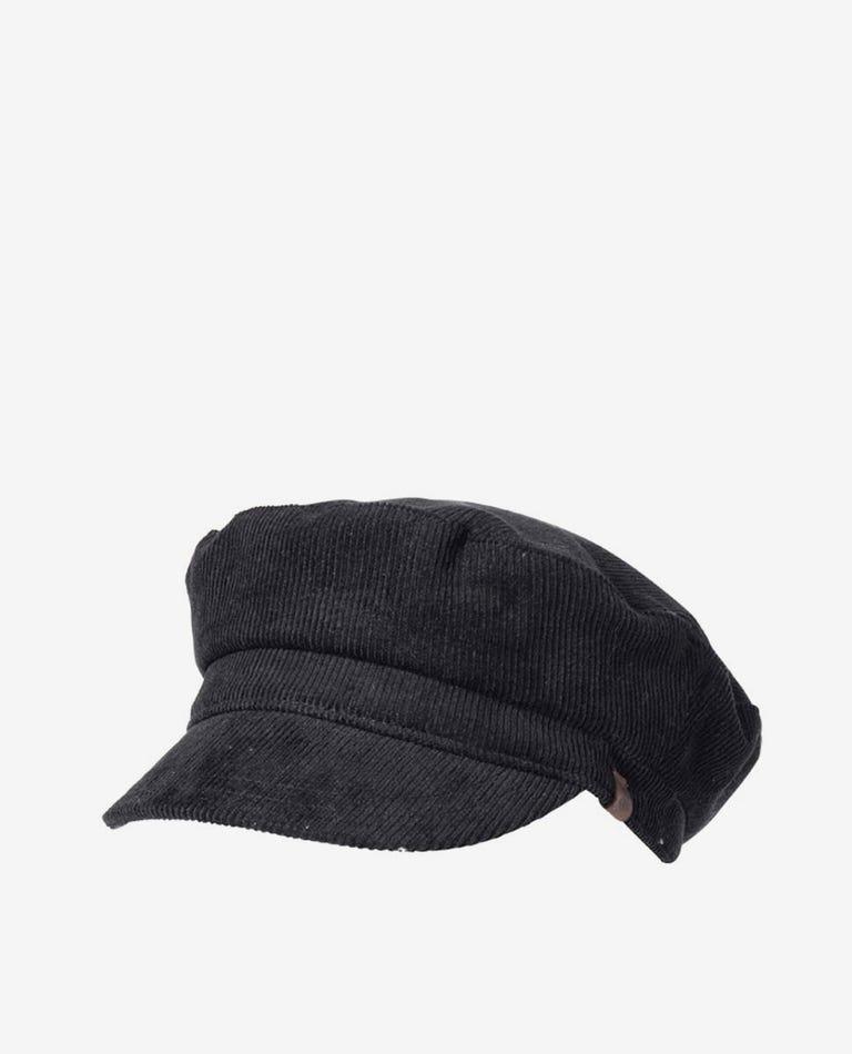 Revival Cord Cap in Black