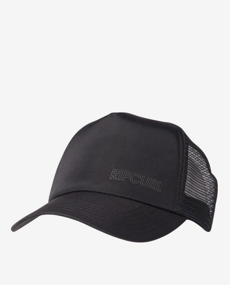 Epic Trucker Cap in Black