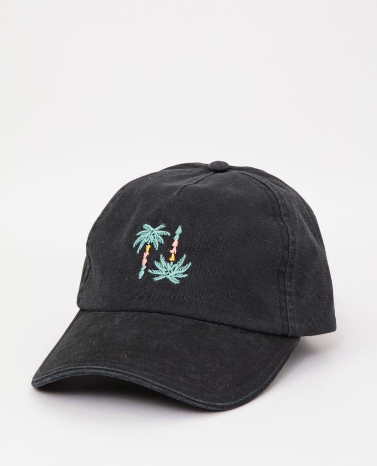 Palms Cap in Black