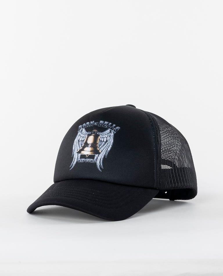 Born at Bells Trucker Cap in Black
