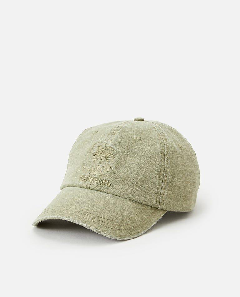 SWC Hemp Cap in Olive