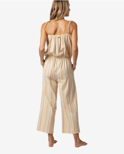 Island Time Jumpsuit in Pink