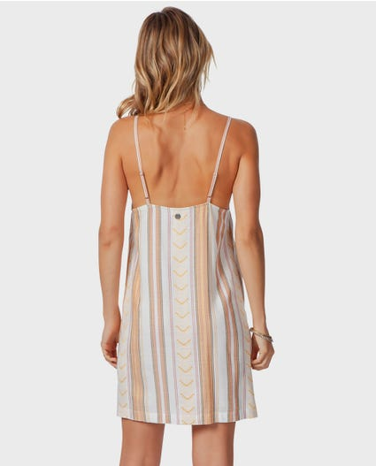 Sun Chaser Dress in Multico