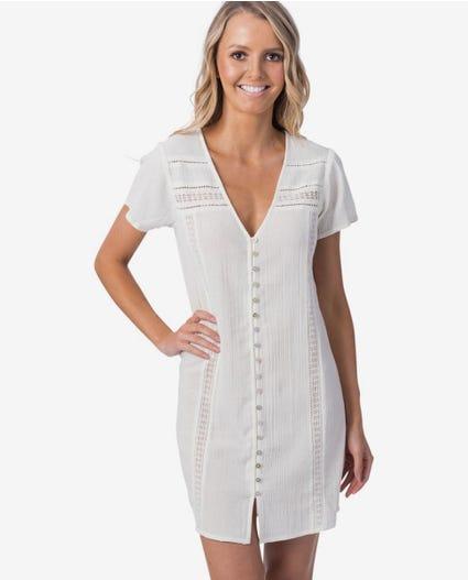 Last Summer Dress in Off White