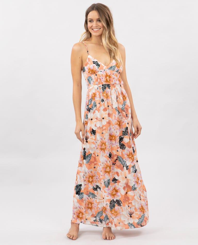 Super Bloom Maxi Dress in Multi