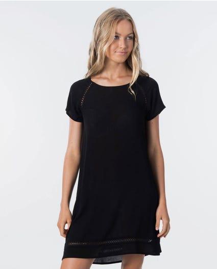 Rita Shift Dress in Black