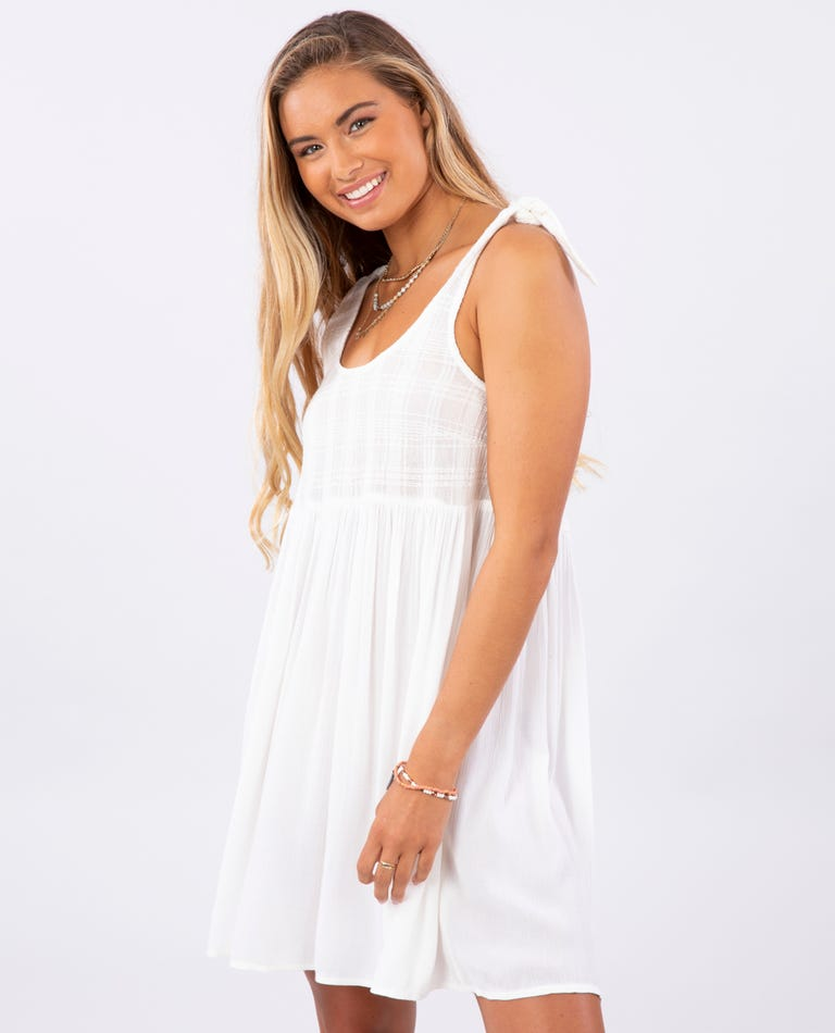 Classic Surf Cover Up in Bone