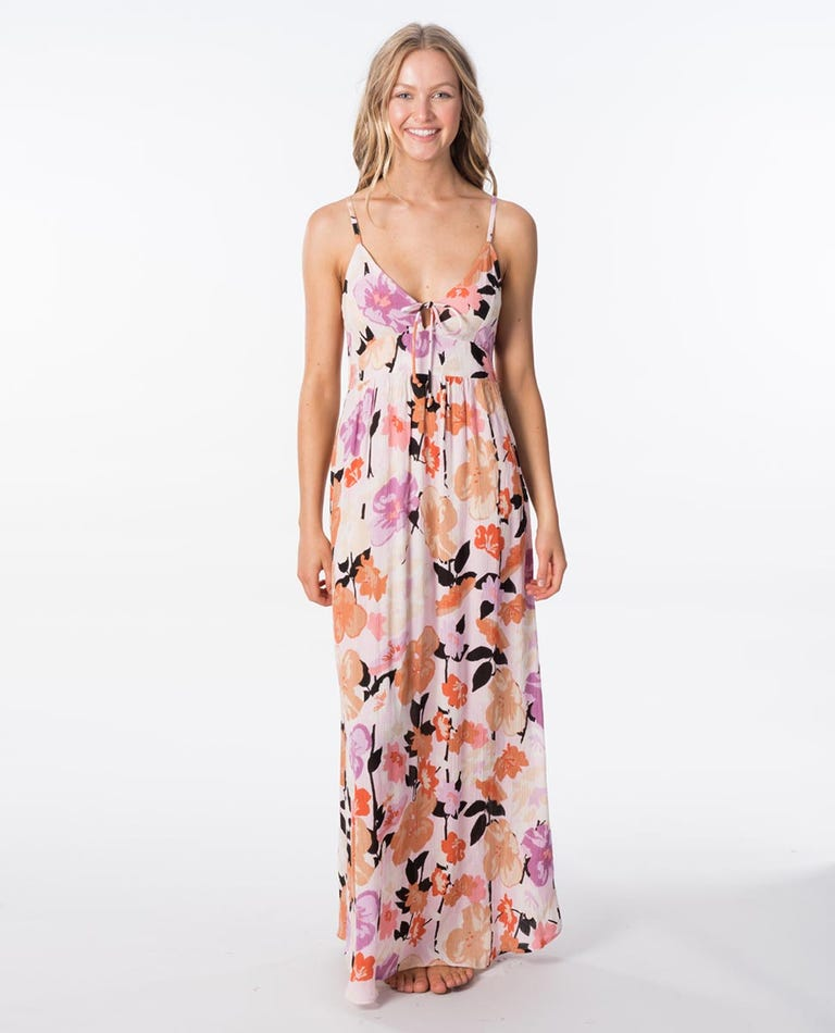 Lake Shore Maxi Dress in Lilac