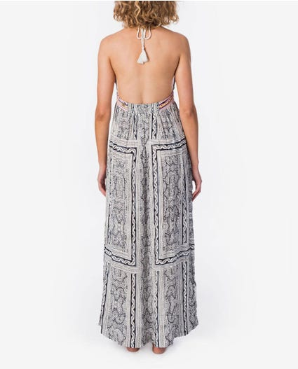 Mai Ohana Maxi Dress in Vanilla