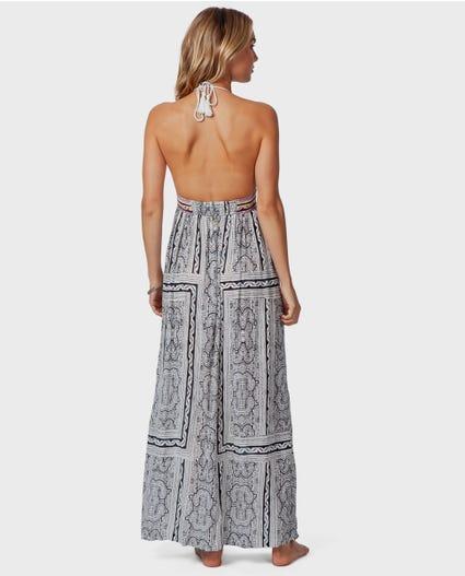 Mai Ohana Maxi Dress in Vanilla