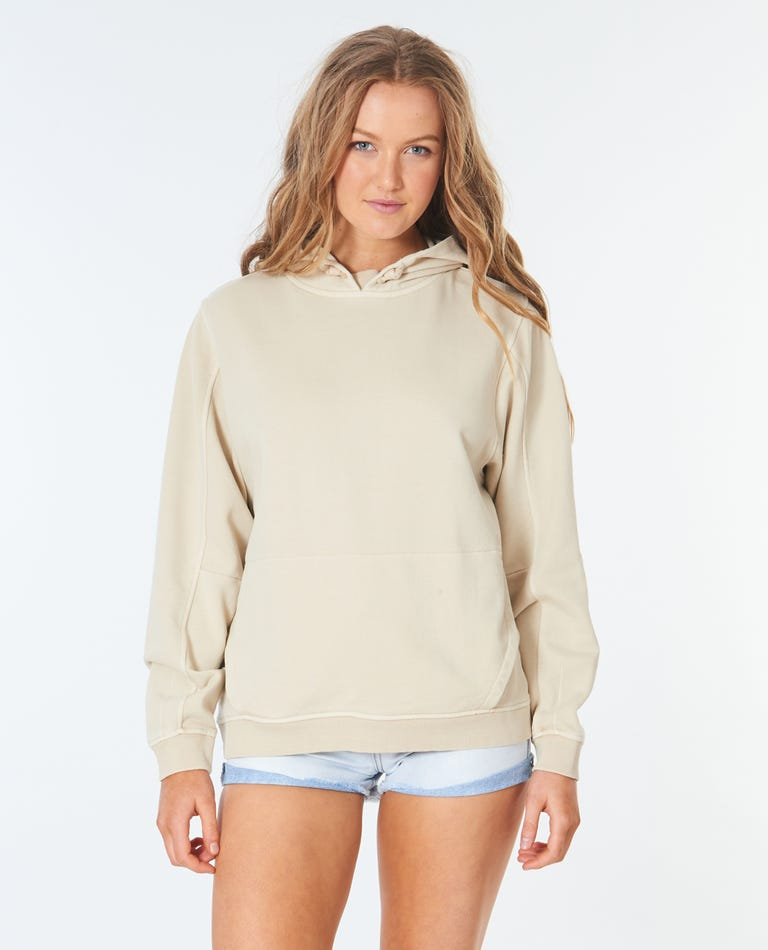 Search Hoodie in Stone