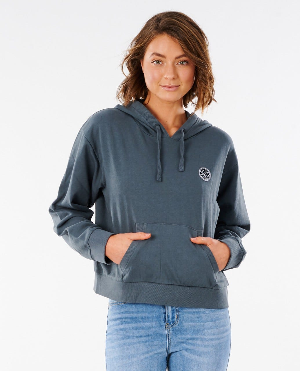 Surf History hoodie with replaceable mask