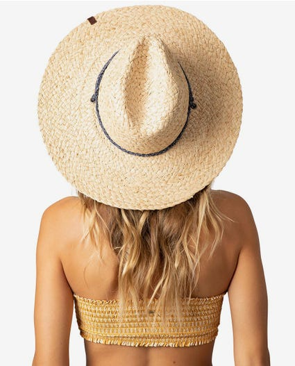 Searchers Straw Panama Hat in Natural