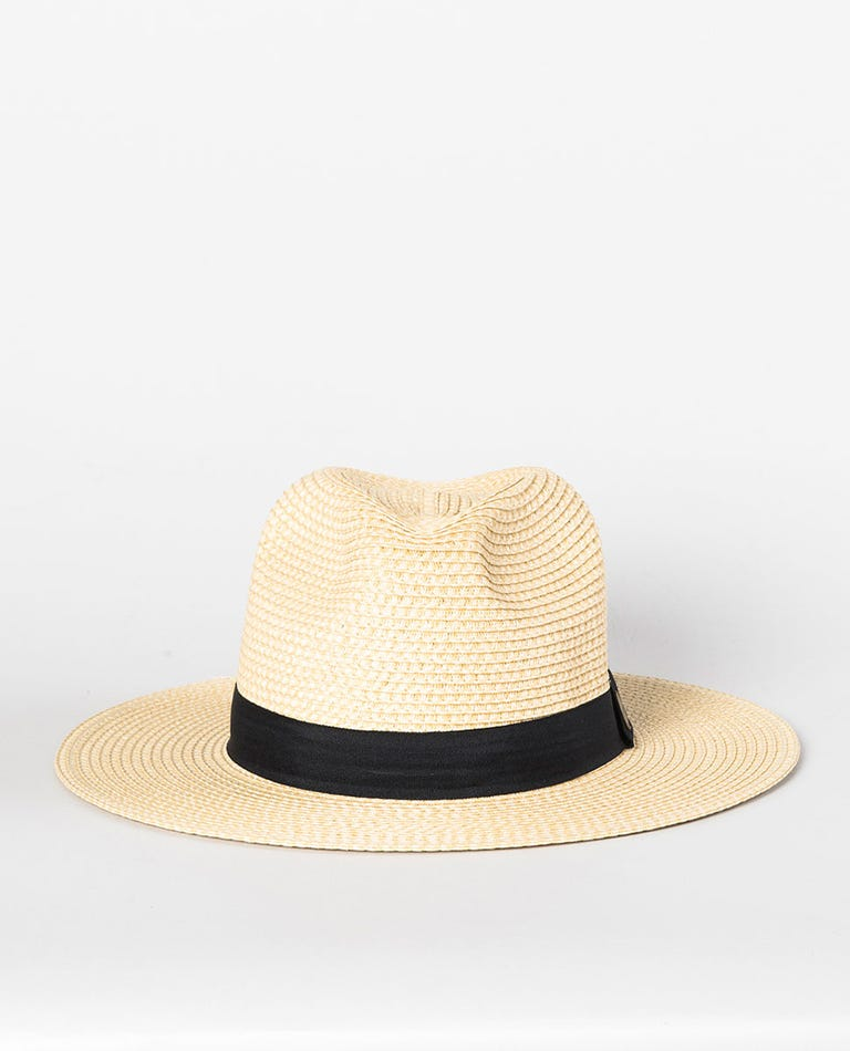 Dakota Panama Hat in Natural