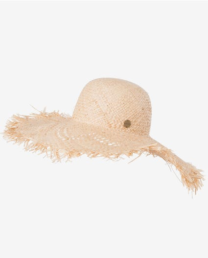 Shorelines Boho Hat in Natural