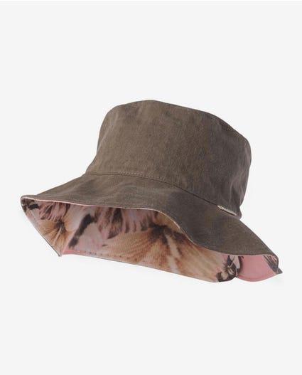 Coastal Time Revo Bucket Hat in Navy