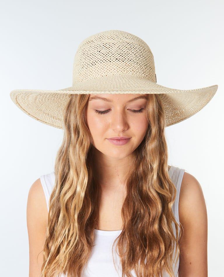Shore Break Boho Hat in Natural