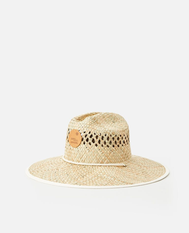 Drifter Straw Hat in Natural